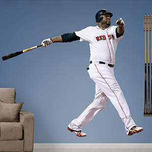 David Ortiz Fathead Wall Decal